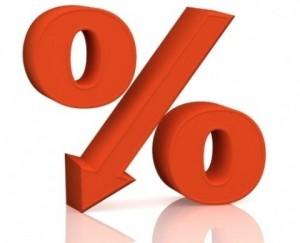 Минимальные процентные ставки банков по кредитам
